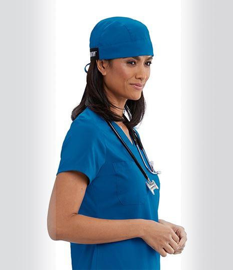 Grey's Anatomy Unisex Fitted Scrub Hat-GRA831