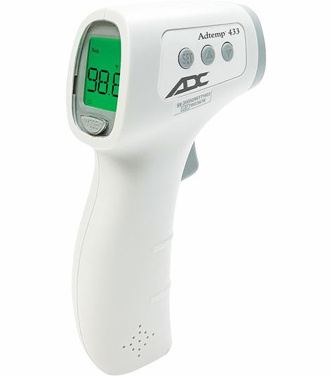 Accessories Non-contact Infrared Thermometer AD433
