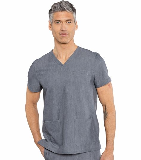 RothWear by Med Couture Men's Wescott Two Pocket Top-7477