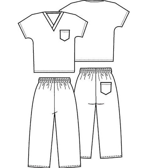 Tooniforms Kids Pant / Set 6620