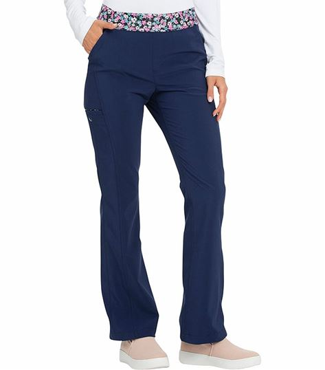 HeartSoul Natural Rise Moderate Flare Pant HS085