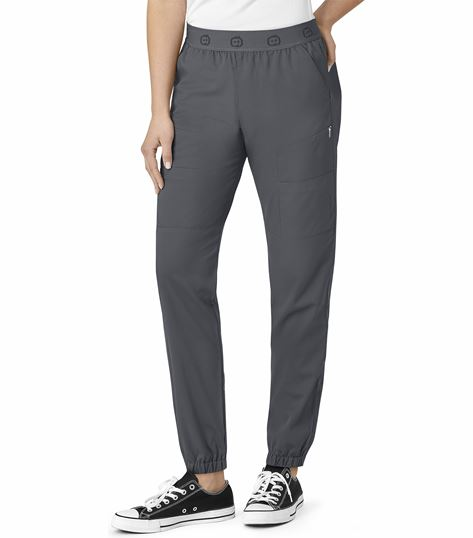 WonderWink Pro Women's 8 Pocket Jogger Scrub Pants-5719