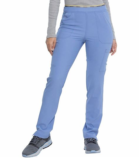 Dickies Retro Mid Rise Tapered Leg Cargo Pull-on Pant DK035