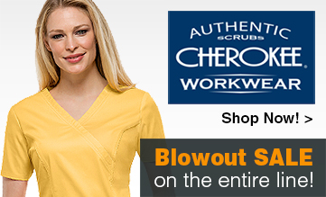Cherokee Workwear Blowout Sale!
